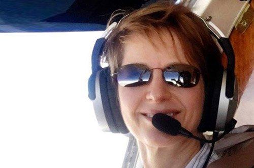 Dr. Loy Anderson Pilot